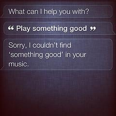 Siri stupid